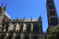 Cathedral in Limoges
