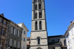 St Michel de lions church Limoges
