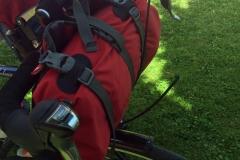 Mark's broken gear cable