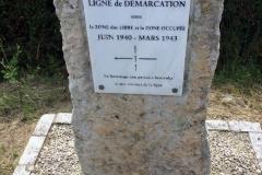 Occupation demarcation line