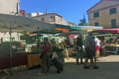 Market day in Sault